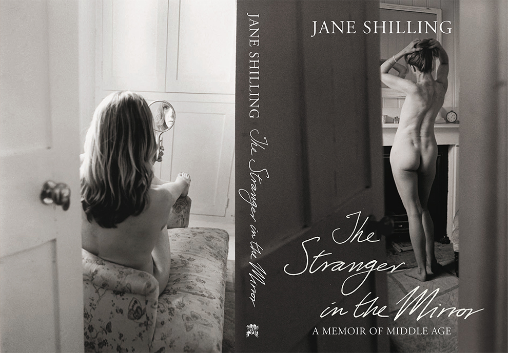 Photographe édition : Couverture du livre The stranger in the Mirror de Jane Shilling