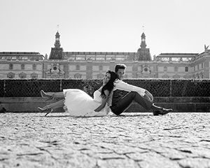 Y + A : Trash the Dress!