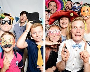 A & PA : Smilebooth !