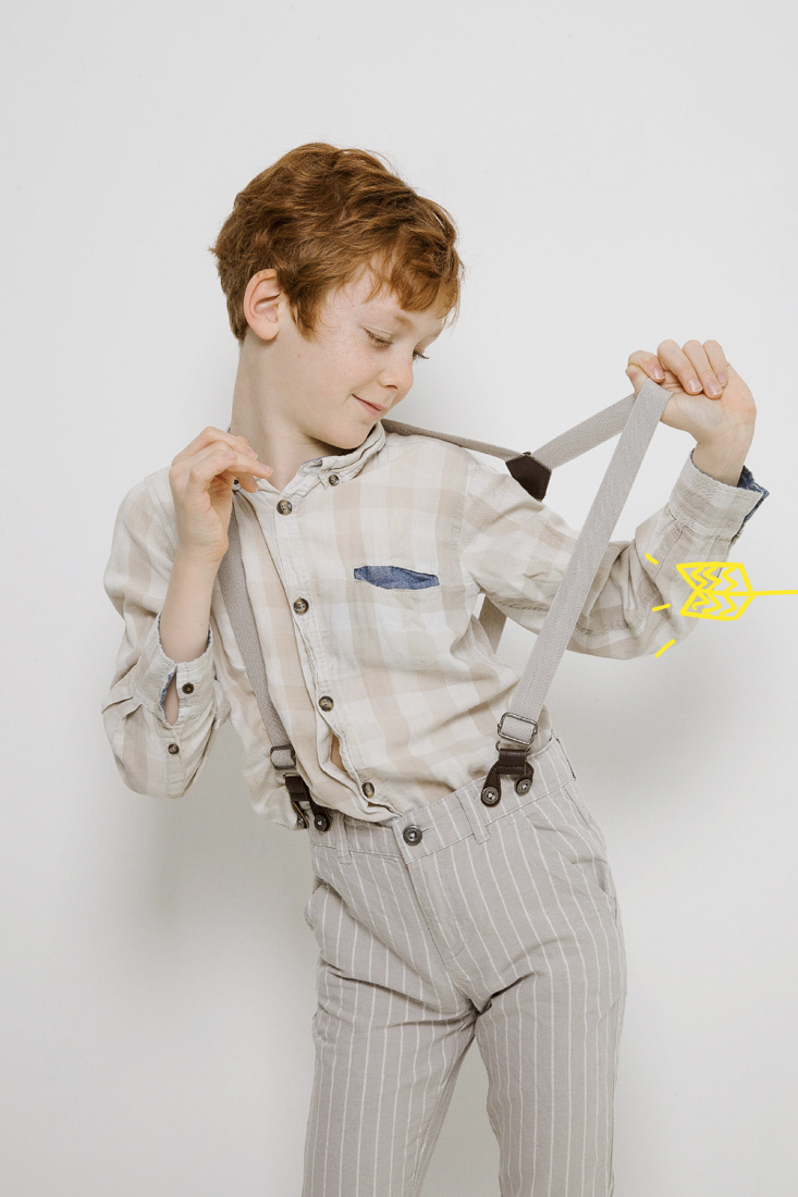 photographe lookbook enfant